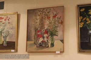 Выставка в библиотеке Бирюлево Восточное
