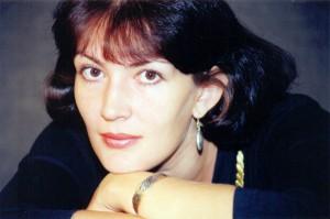 Писательница Юлия Лавряшина