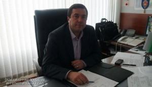 Глава управы района Бирюлево Восточное Кирилл Канаев
