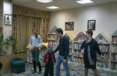 Мероприятие «Родительские университеты» в библиотеке №142
