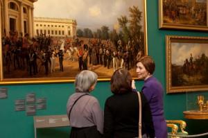 Выставка «Алексанровский дворец в Царском Селе и Романовы»