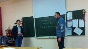 Семинар в школе №947