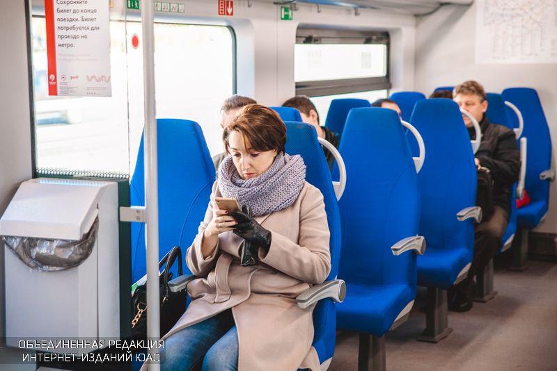 В нынешнем 2017 столичное центральное кольцо перевезет практически 100 млн. пассажиров