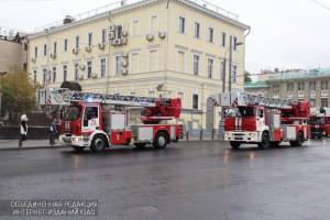 Новый пожарно-спасательный отряд начнет свою работу в Бирюлеве Восточном в январе