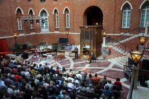 Органный концерт в Хлебном доме