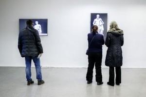 """Выставка в галерее """"Загорье"""""""