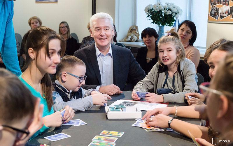 Число детских кружков исекций в столицеРФ возросло в 2 раза— Собянин