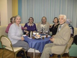 Клуб «Кому за..» в библиотеке №140