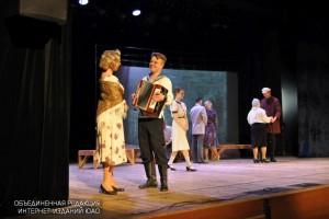 Спектакль в Московском областном театре юного зрителя