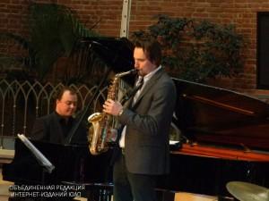 Жители ЮАО послушали джаз в «Царицыне»