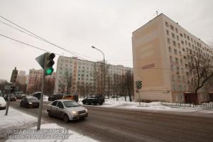 Улица Бирюлевская