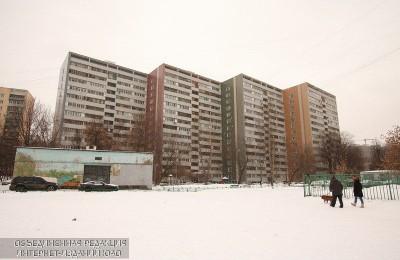 Бирюлевская улица