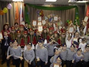 Фестиваль юных талантов «Дружба народов» в библиотеке №140