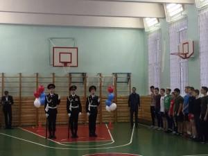 Межрайонное спортивное мероприятие «Богатыри земли русской»