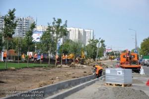 По просьбам местных жителей в районе провели ремонт дорог