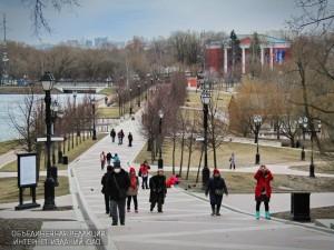 Оздоровительную тропу откроют на территории музея-заповедника «Царицыно»