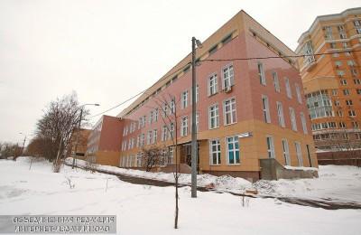 Колледж Фаберже в районе Бирюлево Восточное