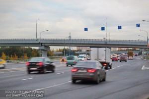 Реконструкция участка МКАД от Каширского до Варшавского шоссе начнется в 2017 году