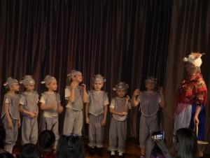 Фестиваль «Театральные встречи» в библиотеке №140