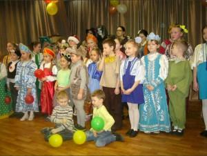 VI Фестиваль «Театральные встречи» в библиотеке №140