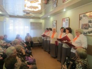 Концерт «Деревня моя» в филиале «Бирюлево Восточное» ТЦСО «Царицынский»