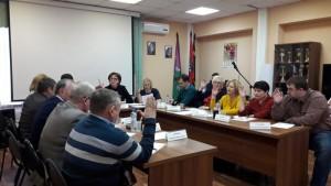 Заседание Совета депутатов муниципального округа Бирюлево Восточное
