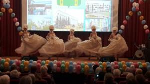 Встреча весны в Доме Науки в районе Бирюлево Восточное