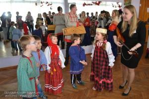 Юные жители района поздравят женщин с праздником