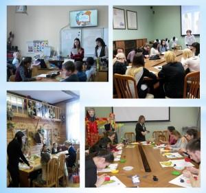 Студенты педагогического колледжа №15 обучились ряду декоративно-прикладных техник