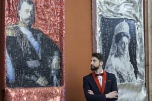 В музее-заповеднике «Царицыно» проходит необычная выставка Никоса Флороса