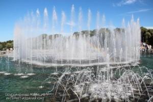 Инженеры приступили к подготовке фонтана на территории парка «Царицыно» к лету