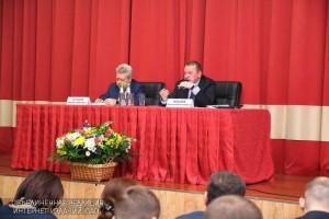 Встреча префекта ЮАО Алексея Челышева с жителями