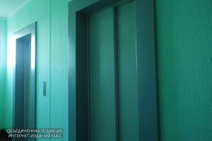 Лифт жилого дома в районе Бирюлево Восточное починили по просьбе местных жителей