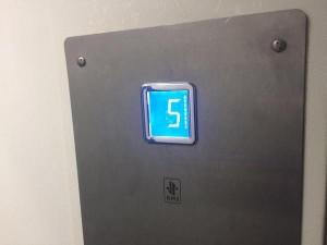 В лифтах дома на Лебедянской улице заменили дисплеи