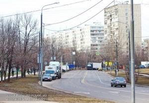 По просьбе местного жителя в районе Бирюлево Восточное починили фонарь
