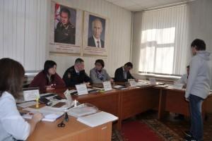 Первое заседание призывной комиссии района Бирюлево Восточное состоялось 6 апреля