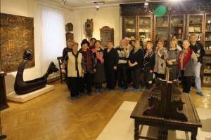 Жители района Бирюлево Восточное посетили Сергиев Посад с экскурсией