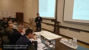 Заседание в Москомархитектуре