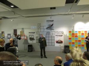Первая выставка социальной рекламы «За безопасный город» открылась на ВДНХ
