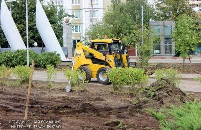 Депутаты согласовали направление средств на благоустройство дворовых территорий