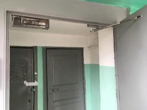 Домофон на Касимовской починили