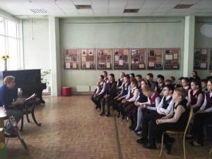 Библиотека №138 приняла участие в VIII Международной Акции «Читаем детям о войне»