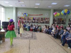 Ученики школы №508 в библиотеке №138