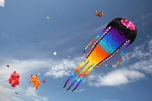Запустить воздушных змеев жители района смогут на фестивале