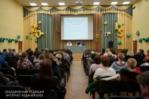 Межрайонный семинар «Методическая мозаика» состоялся в школе №1861 «Загорье»