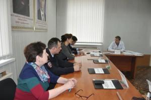 В районе Бирюлево Восточное завершился первый месяц работы  призывной комиссии
