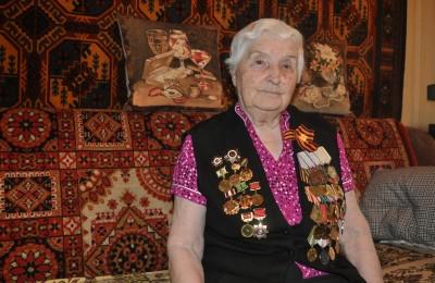 Анна Марковна Зонова