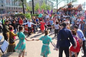 Насыщенная праздничная программа ждет жителей района в ближайшие дни