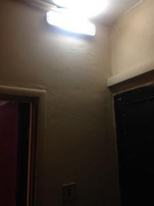 Лампу в подъезде дома на Липецкой улице поменяли по заявке жительницы