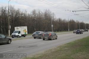Центр организации дорожного движения помог автомобилистам выйти из пробки